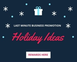 Holiday Promotion Blog Post